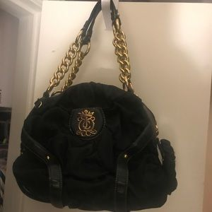 Black juicy couture purse